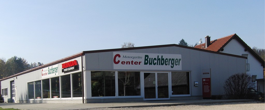 Motorger�ter Center Buchberger